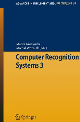 Abbildung von Kurzynski / Wozniak | Computer Recognition Systems 3 | 2009 | 57