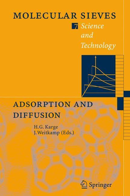 Abbildung von Karge / Weitkamp | Adsorption and Diffusion | 2008