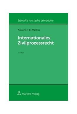 Abbildung von Markus | Internationales Zivilprozessrecht | 2. Auflage | 2020