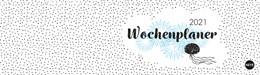 Abbildung von Heye | Stamp Art Wochenquerplaner Kalender 2021 | 2020