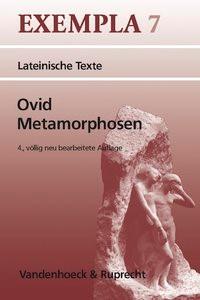 Abbildung von Ovid, Metamorphosen | unveränderte Auflage | 2012