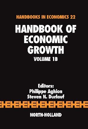 Abbildung von Aghion / Durlauf   Handbook of Economic Growth   2005