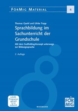 Abbildung von Quehl / Trapp | Sprachbildung im Sachunterricht der Grundschule | 2. Auflage | 2020 | beck-shop.de