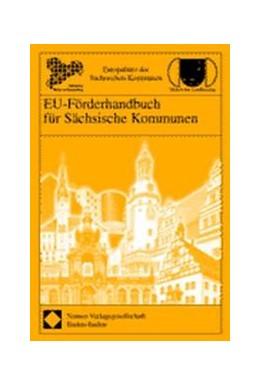 Abbildung von EU-Förderhandbuch für Sächsische Kommunen | 2001