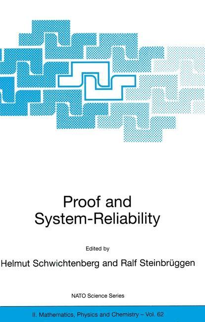 Abbildung von Schwichtenberg / Steinbrüggen | Proof and System-Reliability | 2002
