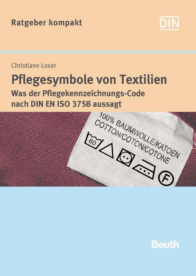 Abbildung von Loser /  | Pflegesymbole von Textilien | 2005