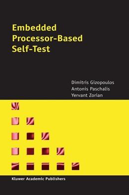 Abbildung von Gizopoulos / Paschalis / Zorian | Embedded Processor-Based Self-Test | 2004 | 28