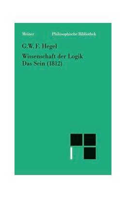 Abbildung von Hegel / Gawoll | Wissenschaft der Logik / Wissenschaft der Logik. Erster Band. Die objektive Logik. Erstes Buch | 2., verb. Aufl. | 1999