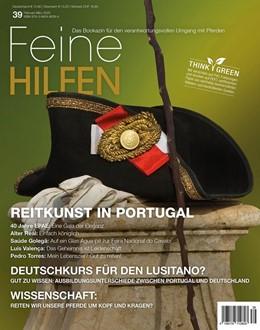 Abbildung von Cadmos | Feine Hilfen, Ausgabe 39 | 2020 | Reitkunst in Portugal