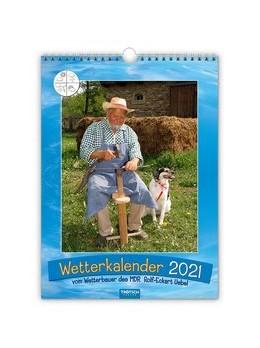 Abbildung von Wetterkalender 2021 Bauernkalender Wandkalender | 2020 | ... vom Wetterbauern des MDR R...