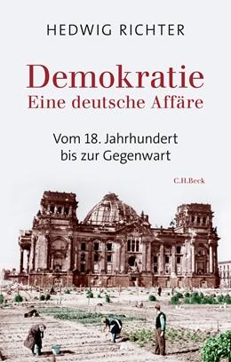 Abbildung von Richter, Hedwig | Demokratie | 1. Auflage | 2020 | beck-shop.de