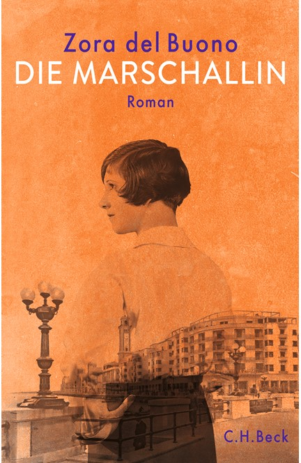 Cover: Zora Buono, Die Marschallin