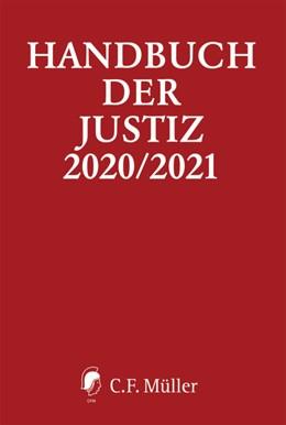 Abbildung von Handbuch der Justiz 2020/2021   35. Auflage   2020   beck-shop.de
