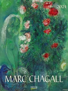 Abbildung von Marc Chagall 2021 | 2020 | Großer Kunstkalender. Edler Wa...