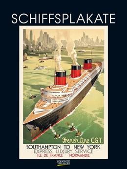 Abbildung von Schiffsplakate 2021   2020   Großer Kunstkalender. Wandkale...