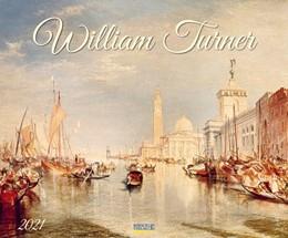 Abbildung von William Turner 2021   2020   Kunstkalender, großer Wandkale...
