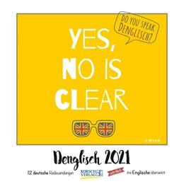 Abbildung von Denglisch 2021 | 1. Auflage | 2020 | beck-shop.de