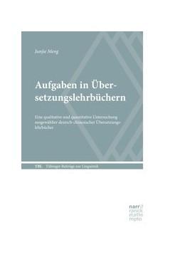 Abbildung von Meng | Aufgaben in Übersetzungslehrbüchern | 2020 | Eine qualitative und quantitat...