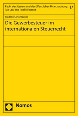 Abbildung von Schumacher | Die Gewerbesteuer im internationalen Steuerrecht | 2020 | 17