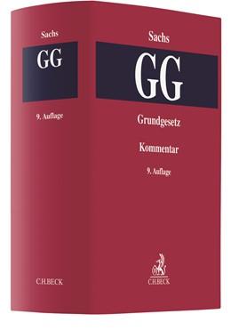 Abbildung von Sachs | Grundgesetz: GG | 9. Auflage | 2020 | beck-shop.de