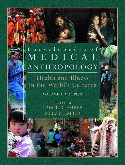 Abbildung von Ember | Encyclopedia of Medical Anthropology | 2003