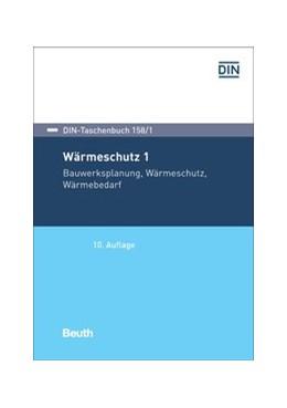 Abbildung von Wärmeschutz 1   11. Auflage   2020   beck-shop.de