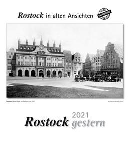 Abbildung von Rostock gestern 2021   1. Auflage   2020   beck-shop.de