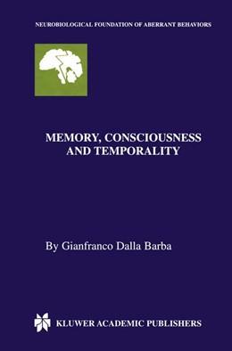 Abbildung von Dalla Barba | Memory, Consciousness and Temporality | 2001 | 3