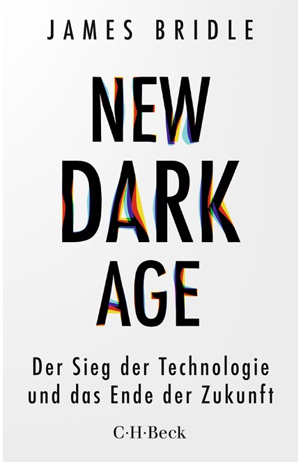 Cover: James Bridle, New Dark Age
