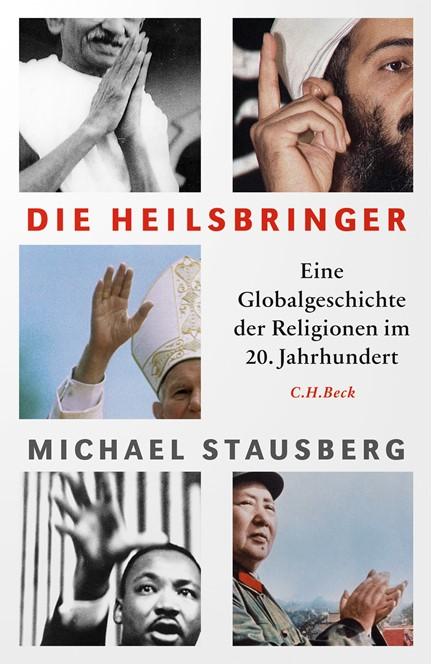 Cover: Michael Stausberg, Die Heilsbringer