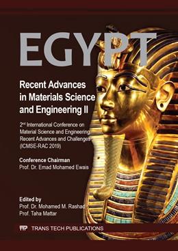 Abbildung von Rashad / Mattar | Recent Advances in Materials Science and Engineering II | 1. Auflage | 2020 | beck-shop.de