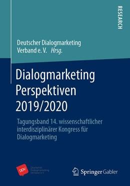 Abbildung von Dialogmarketing Perspektiven 2019/2020 | 2020 | Tagungsband 14. wissenschaftli...