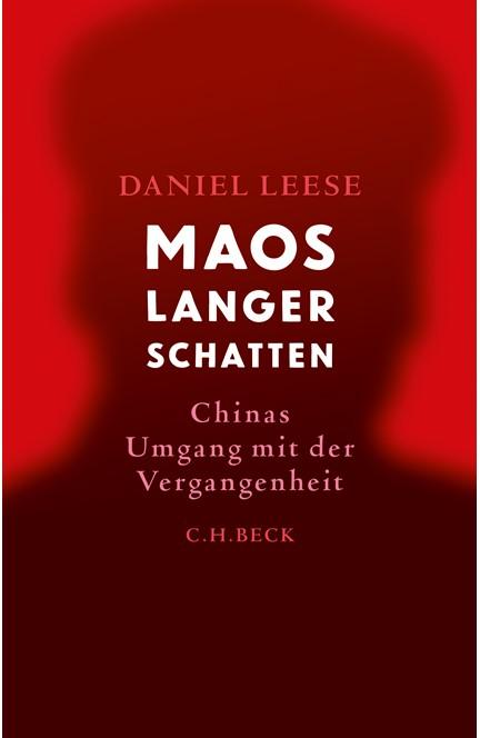 Cover: Daniel Leese, Maos langer Schatten