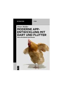 Abbildung von Meiller | Moderne App-Entwicklung mit Dart und Flutter | 2020 | Eine umfassende Einführung