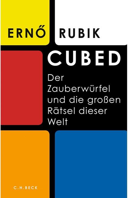 Cover: Ernö Rubik, Cubed