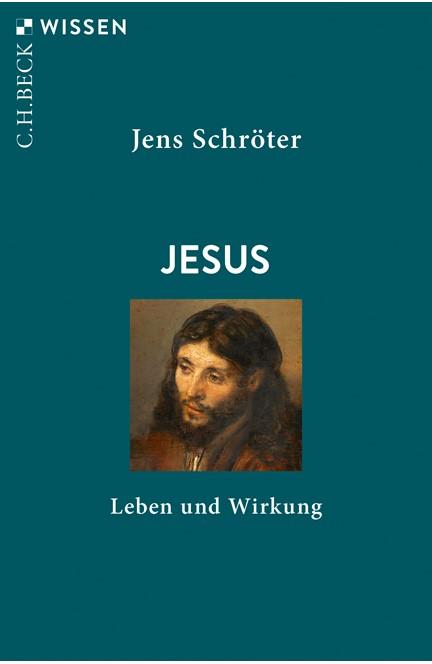Cover: Jens Schröter, Jesus
