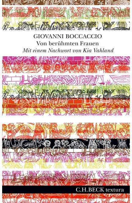 Cover: Giovanni Boccaccio, Von berühmten Frauen