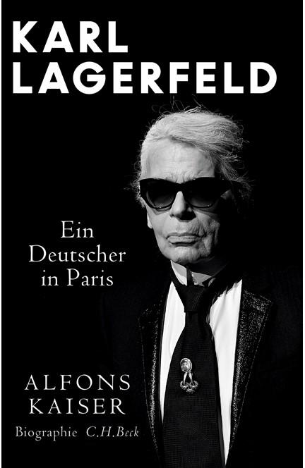 Cover: Alfons Kaiser, Karl Lagerfeld