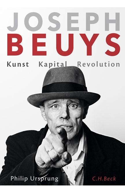 Cover: Philip Ursprung, Joseph Beuys