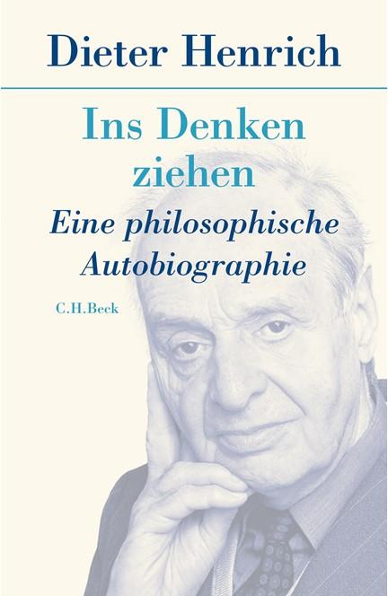 Cover: Dieter Henrich, Ins Denken ziehen