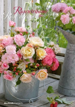 Abbildung von Rosenträume 2021 - Rose Dreams - Bildkalender | 1. Auflage | 2020 | beck-shop.de