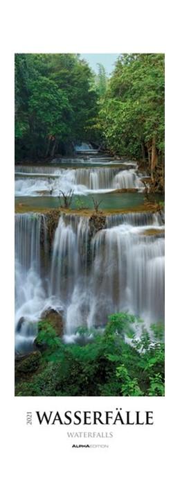 Abbildung von Wasserfälle 2021 Streifenkalender XXL | 1. Auflage | 2020 | beck-shop.de