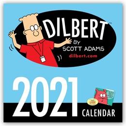 Abbildung von Adams | Dilbert 2021 Wall Calendar | 1. Auflage | 2020 | beck-shop.de