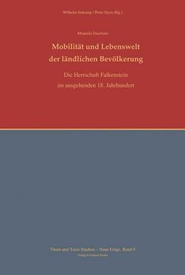 Abbildung von Daschner | Mobilität und Lebenswelt der ländlichen Bevölkerung | 2. Auflage | 2020 | beck-shop.de
