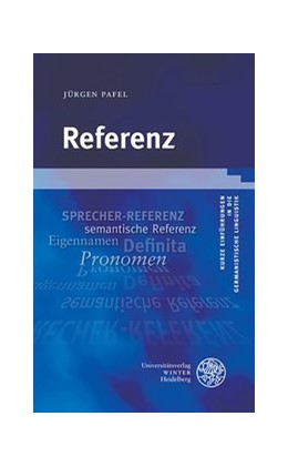 Abbildung von Pafel | Referenz | 1. Auflage | 2020 | beck-shop.de