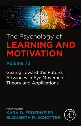 Abbildung von Gazing Toward the Future: Advances in Eye Movement Theory and Applications | 1. Auflage | 2020 | 73 | beck-shop.de