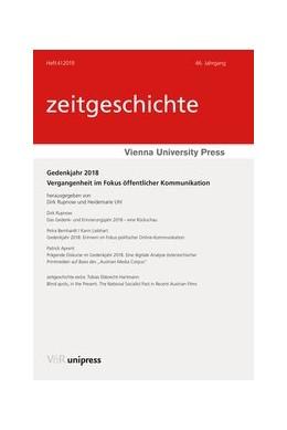 Abbildung von Rupnow / Uhl | Gedenkjahr 2018 | 1. Auflage | 2020 | beck-shop.de
