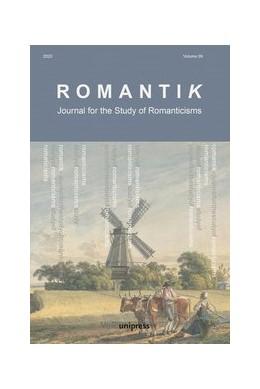 Abbildung von Hjartarson / Magnússon / Mednick / Møller / Oxfeldt / Sandberg / Simonsen | Romantik 2020 | 2020 | Journal for the Study of Roman...