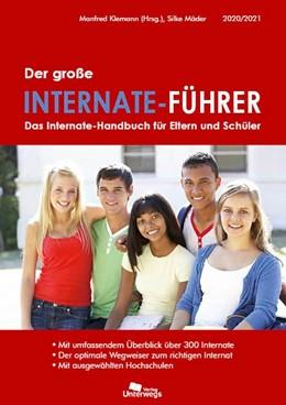 Abbildung von Mäder / Klemann | Der große Internate-Führer 2020/2021 | 1. Auflage | 2020 | beck-shop.de