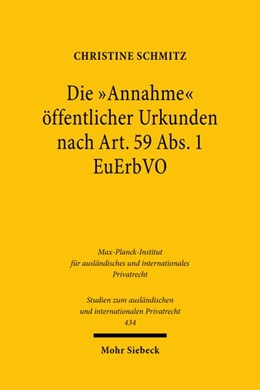 Abbildung von Schmitz | Die